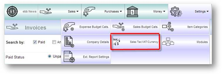 how to change invoice in woocommerce to say tax invoice